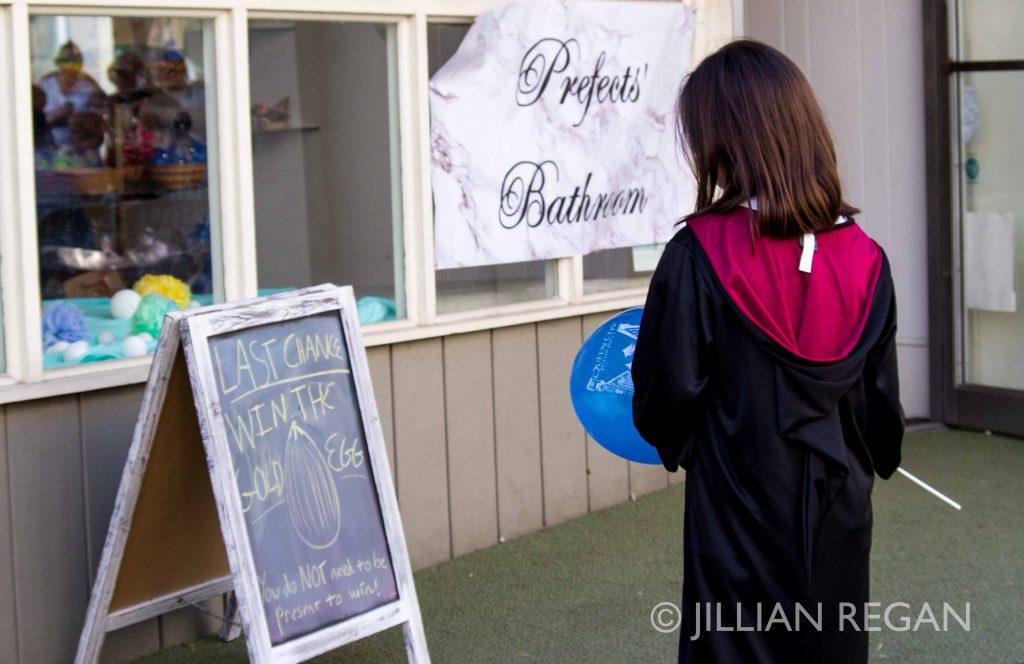 Prefects Bathroom at Harry Potter Festival Staunton