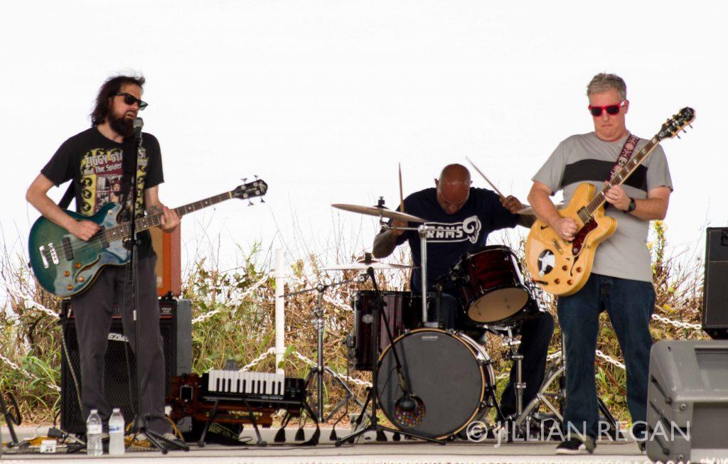 Musicians at 55th Annual Oceanview Art Show Norfolk VA