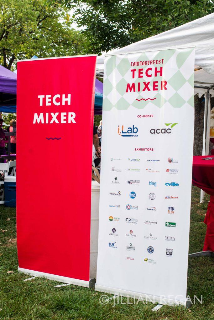 Tom Tom Tech Mixer Sponsors