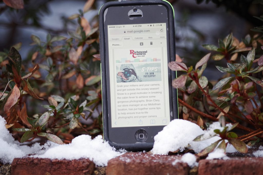marketing branding business ideas snow snowstorm snowfall content blog blogging inspiration ideas charlottesville richmond