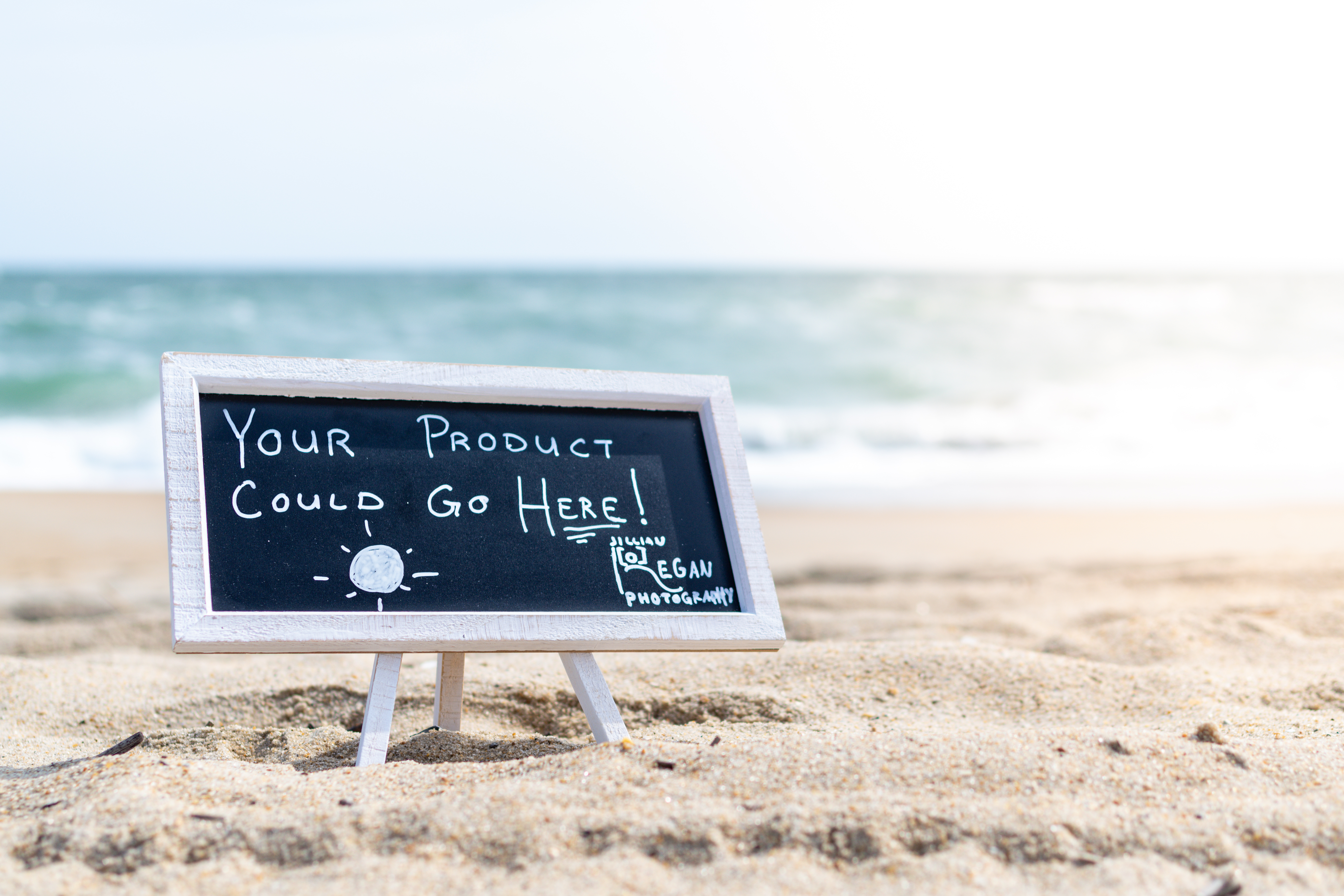 beach product photography video commercial